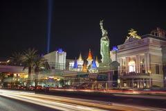 Berömda Las Vegas, Nevada, USA Royaltyfri Fotografi