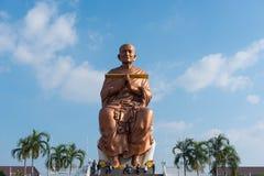 berömdt tempel thailand Wat tham stämmer Royaltyfria Foton