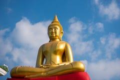 berömdt tempel thailand Wat tham stämmer Fotografering för Bildbyråer