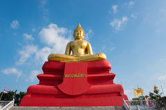 berömdt tempel thailand Wat tham stämmer Arkivfoton