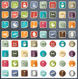 Berömeaster symboler Arkivbilder