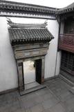 Berömt historiskt hus, Ming Dynasty China Arkivfoto