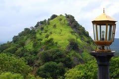 Berühmte Adams-Spitze, Sri Lanka Stockbild
