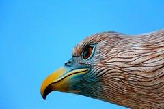 Berühmte Adlerstatue Langkawi-Insel Lizenzfreies Stockfoto