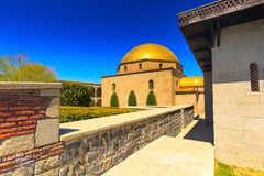 Berühmte Festung Rabat in Akhaltsikhe, Georgia Stockfotografie