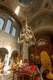 Berühmte Foros-Kirche in Krim lizenzfreies stockfoto