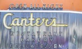 Berühmte Kanter Restaurant und Bäckerei in Los Angeles - LOS ANGELES - KALIFORNIEN - 20. April 2017 stockfotos