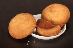 Berühmte Nahrung des Chinesen--Mondkuchen lizenzfreie stockfotografie