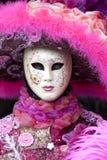 Berühmte traditionelle Dekoration von Venezia, Italien Lizenzfreie Stockbilder