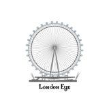 Berühmter Platz Reise-London-Stadt Englisches Markstein London-Zeichen Stockbild