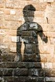 Berühmter Schatten lizenzfreies stockbild