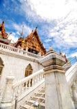 Berühmter Tempel in Bangkok Thailand Lizenzfreie Stockbilder
