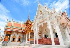 Berühmter Tempel in Bangkok Thailand Lizenzfreie Stockfotos