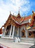 Berühmter Tempel in Bangkok Thailand Stockfoto