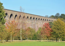 Chappel Viaduct Stockbild