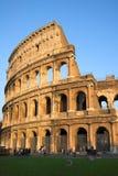Berühmtes Colosseum oder Kolosseum I Stockfotografie