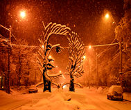 Berühmtes Eminescu Lizenzfreie Stockbilder