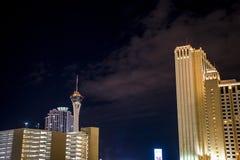 Berühmtes Spielerparadies Las Vegass in Wüste 5 lizenzfreie stockfotos