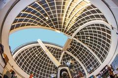 Berühmtes Zeiss-Teleskop an Stockbild