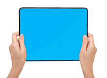 Berührungsfläche PC (Tablette PC) Lizenzfreie Stockfotos