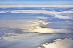 Über den Wolken Lizenzfreies Stockbild