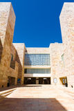 The Berardo Collection Museum in Lisbon Stock Images