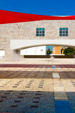 The Berardo Collection Museum in Lisbon Royalty Free Stock Image