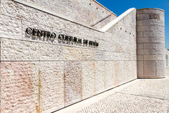 The Berardo Collection Museum in Lisbon Stock Photography