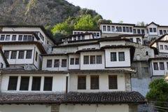 Berat, Albania Fotografie Stock