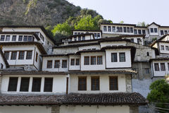 Berat, Albanie Photos stock