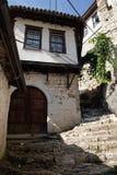 Berat, Albanien stockfotos