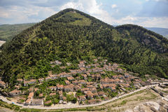 Berat city Albania Stock Photos