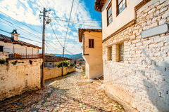 Berat city Royalty Free Stock Images