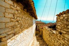 Berat city Royalty Free Stock Photo