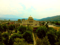 Berat, Tirana Stockbild