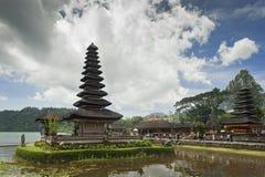 Beratan Lake. Bali, Indonesia Stock Image