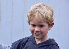 Berbeć chłopiec Obrazy Royalty Free