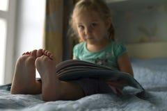 Berbeć stopy zbliżenie Fotografia Stock