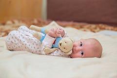 Berbecia dziecko zdjęcie royalty free