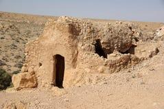 berber καταστροφές της Λιβύης Στοκ Φωτογραφίες