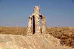 berber καταστροφές της Λιβύης Στοκ εικόνα με δικαίωμα ελεύθερης χρήσης