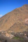 berber (1) wioska zdjęcia stock