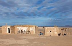 Berber dom, Maroko Zdjęcie Stock