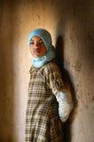 Berber girl stock image
