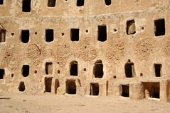 Berber granary, Libya Royalty Free Stock Photos