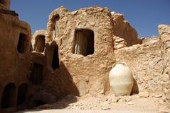 Berber granary, Libya Royalty Free Stock Image