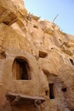 Berber granary, Libya Royalty Free Stock Photo