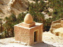 Berber house royalty free stock photography