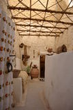 Berber house in Ghadames, Libya Royalty Free Stock Photo