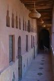 Berber house interior Stock Photo